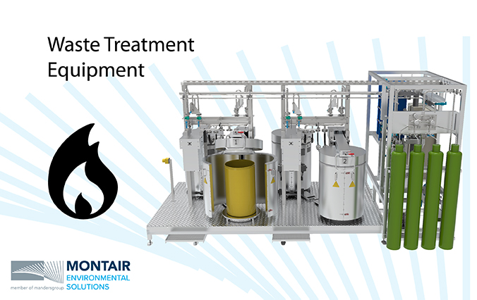 Montair Environmental Solutions - Waste Treatment Equipment