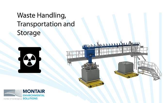 Montair Environmental Solutions - Waste Handling, Transportation and Storage